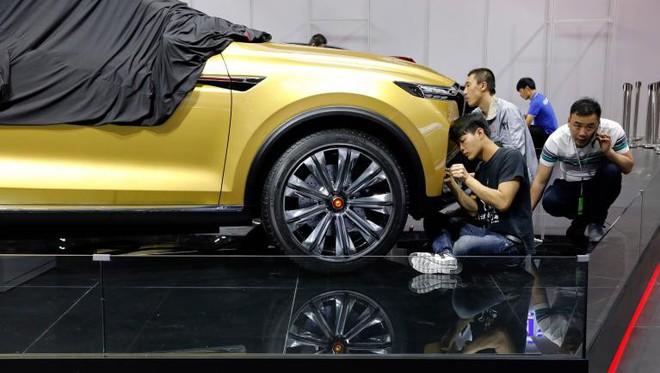 Startup ô tô điện của Trung Quốc chưa bán ra bất kỳ chiếc xe nào, nhưng đã được định giá tới 3,6 tỷ USD - Ảnh 1.