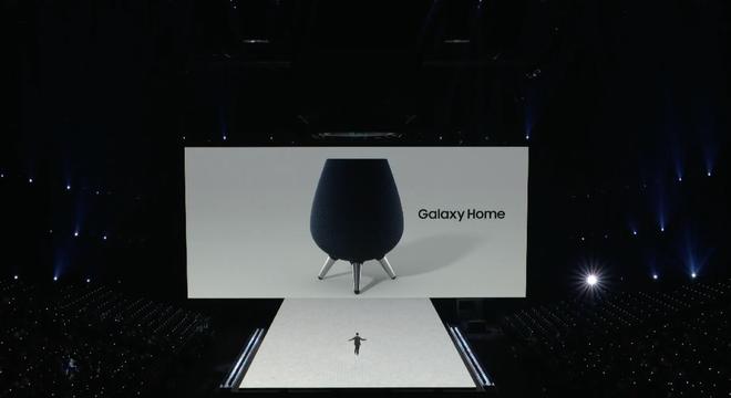 Samsung ra mắt loa thông minh Galaxy Home: Tích hợp Bixby, sử dụng 7 màng loa, cạnh tranh trực tiếp Apple HomePods - Ảnh 2.