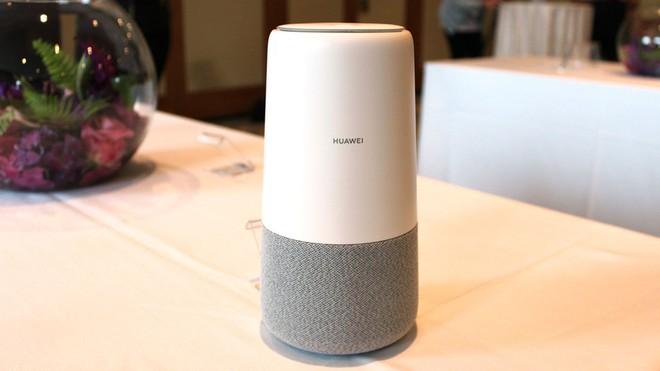 [IFA 2018] Huawei ra mắt loa thông minh AI Cube: loa 360 độ, tích hợp Alexa, có thể biến thành router Wi-Fi - Ảnh 2.