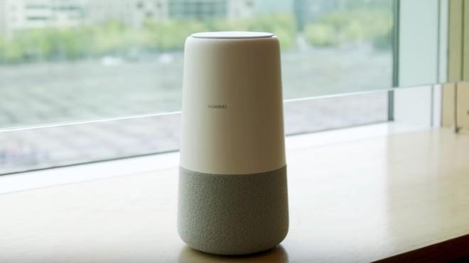 [IFA 2018] Huawei ra mắt loa thông minh AI Cube: loa 360 độ, tích hợp Alexa, có thể biến thành router Wi-Fi - Ảnh 1.