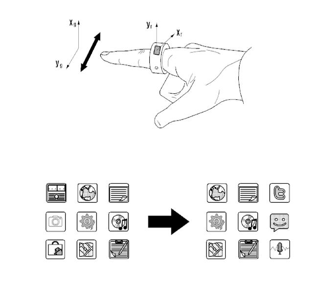 Lộ bằng sáng chế nhẫn thông minh của Samsung: Điều khiển mọi thiết bị trong hệ sinh thái chỉ bằng một ngón tay - Ảnh 5.