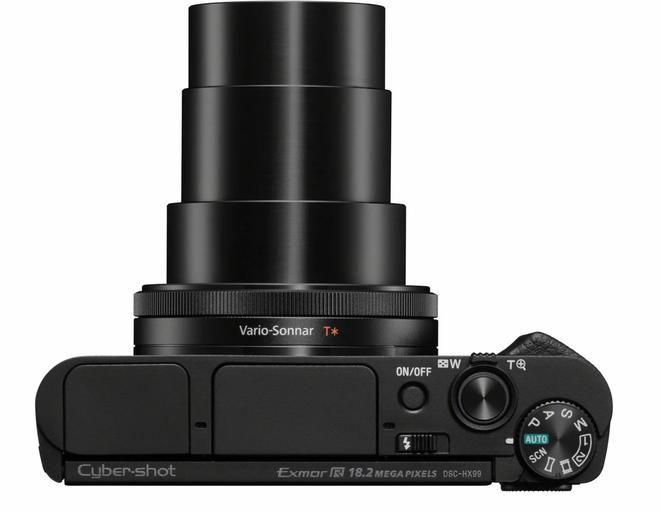 Sony ra mắt bộ đôi máy ảnh compact HX99/HX95 siêu nhỏ với tiêu cự lên đến 720 mm - Ảnh 2.