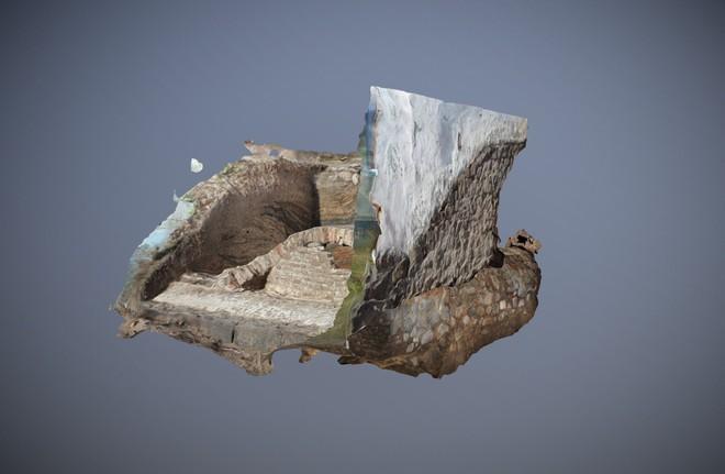 Nga: Tìm thấy bộ boardgame trung cổ bằng đất nung trong lâu đài 700 năm tuổi - Ảnh 2.