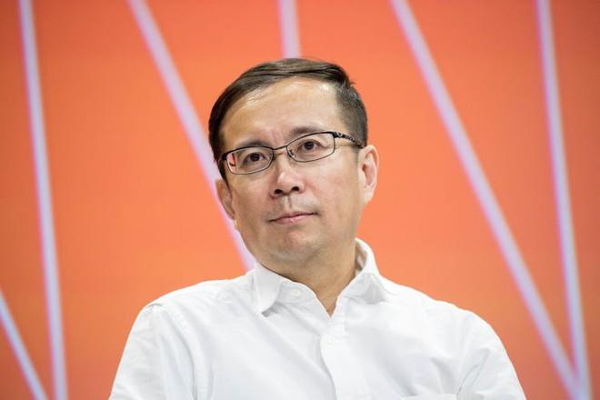 Daniel Zhang, người kế nhiệm Jack Ma, là ai? - Ảnh 1.