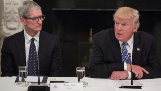 Apple lo sợ về thuế quan Trung Quốc của Trump đến mức họ phải gửi tâm thư cho đại diện thương mại của Mỹ - Ảnh 2.