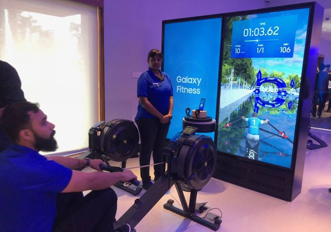 Bên trong cửa hàng bán lẻ và trải nghiệm sản phẩm lớn nhất thế giới của Samsung - Ảnh 16.