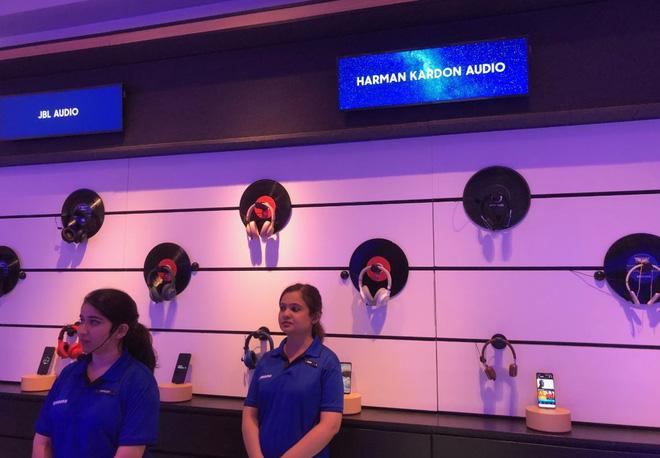 Bên trong cửa hàng bán lẻ và trải nghiệm sản phẩm lớn nhất thế giới của Samsung - Ảnh 6.