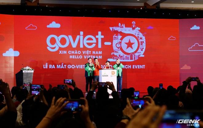 Chính thức ra mắt tại Hà Nội, Go-Viet mở ưu đãi đồng giá 1.000 đồng cho mọi chuyến đi dưới 6km - Ảnh 1.
