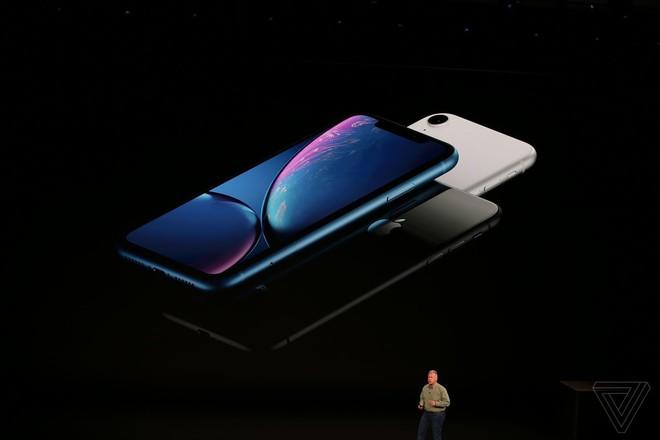 iPhone Xr chính thức ra mắt: Nhiều trang bị giống hệt iPhone Xs, cũng có Face ID, sặc sỡ hơn, giá 749 USD - Ảnh 7.