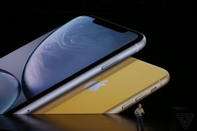iPhone Xr chính thức ra mắt: Nhiều trang bị giống hệt iPhone Xs, cũng có Face ID, sặc sỡ hơn, giá 749 USD - Ảnh 8.