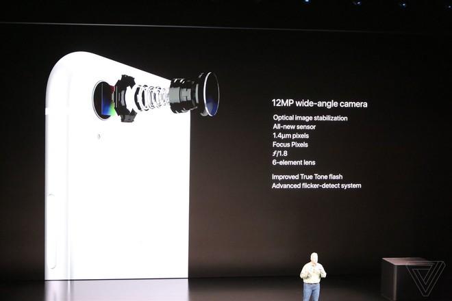 iPhone Xr chính thức ra mắt: Nhiều trang bị giống hệt iPhone Xs, cũng có Face ID, sặc sỡ hơn, giá 749 USD - Ảnh 5.