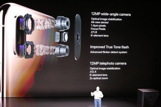 2 tính năng hay ho trên camera iPhone mới hóa ra học từ Galaxy S9+ và Galaxy Note8 của Samsung - Ảnh 1.