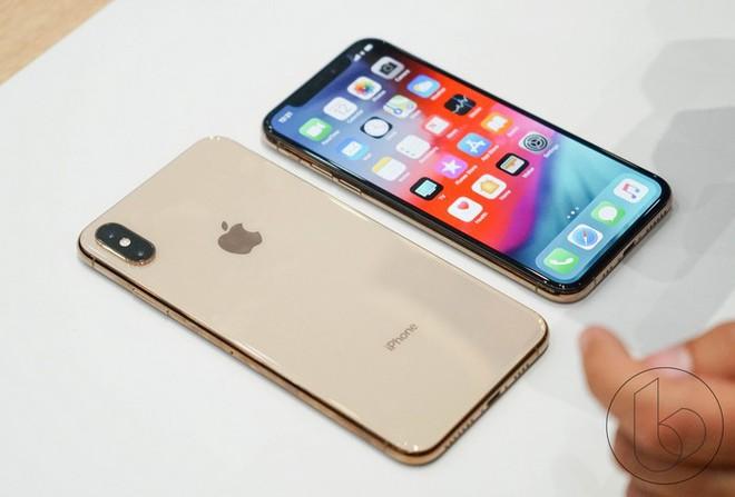 Chuyên gia quốc tế nhận định: Giá iPhone XS Max lên tới 1449 USD là phù hợp xu hướng thị trường - Ảnh 2.