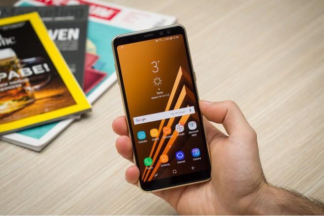 Samsung đang bí mật phát triển một chiếc smartphone Galaxy A sử dụng chip Snapdragon 845? - Ảnh 1.