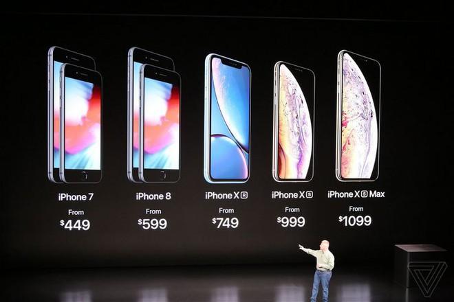 iPhone 2018 không chỉ đắt đỏ mà tiền sửa chữa cũng tốn kém, giá sửa iPhone XS Max bằng tiền mua iPhone 8 - Ảnh 3.
