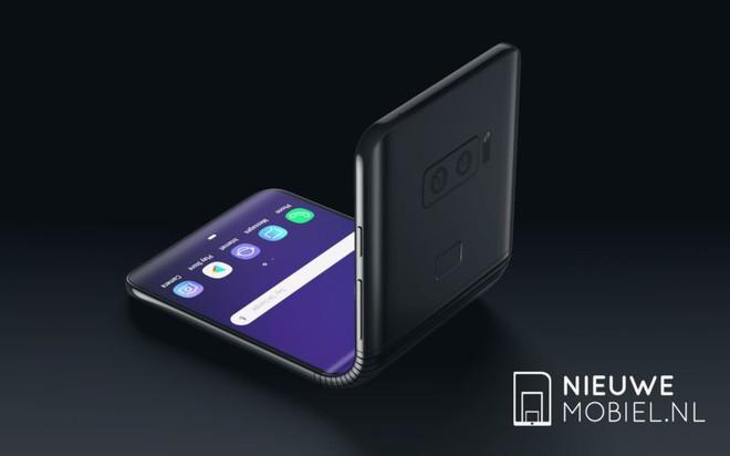 Đây là điều khiến cho smartphone màn hình gập chưa thể thành hiện thực, nhưng có vẻ như Samsung đã tìm ra phương án giải quyết - Ảnh 1.