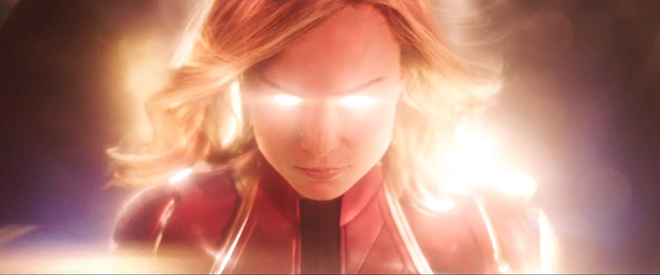 Vì sao chị đại Captain Marvel lại là siêu nhân hùng mạnh nhất Vũ trụ Điện ảnh Marvel? - Ảnh 1.