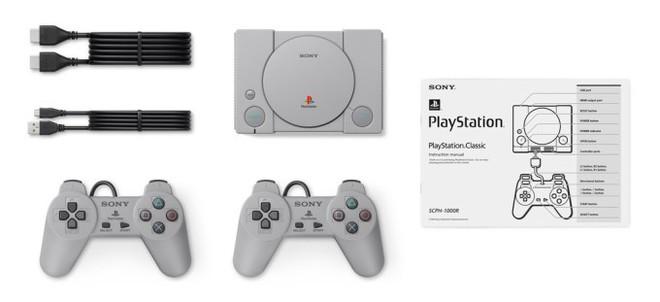 Sony công bố sẽ bán chiếc PlayStation Classic, phiên bản mini của cỗ máy chơi game huyền thoại PlayStation One giá 100 USD - Ảnh 3.