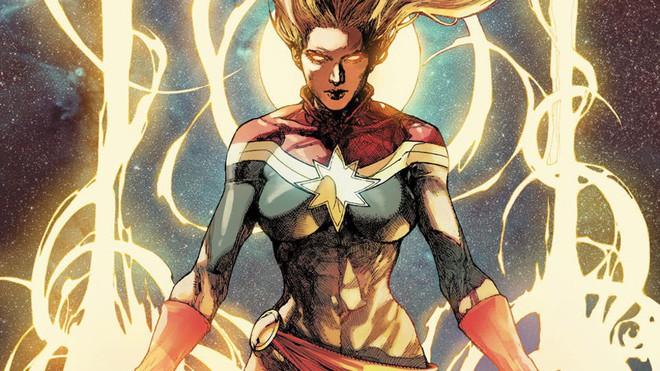 Vì sao chị đại Captain Marvel lại là siêu nhân hùng mạnh nhất Vũ trụ Điện ảnh Marvel? - Ảnh 19.