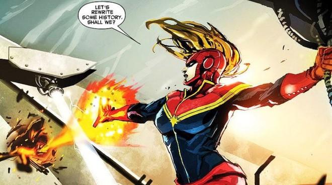 Vì sao chị đại Captain Marvel lại là siêu nhân hùng mạnh nhất Vũ trụ Điện ảnh Marvel? - Ảnh 7.
