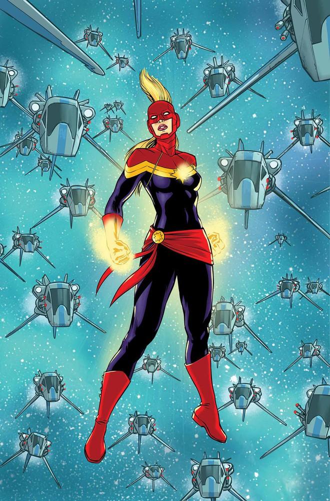 Vì sao chị đại Captain Marvel lại là siêu nhân hùng mạnh nhất Vũ trụ Điện ảnh Marvel? - Ảnh 13.