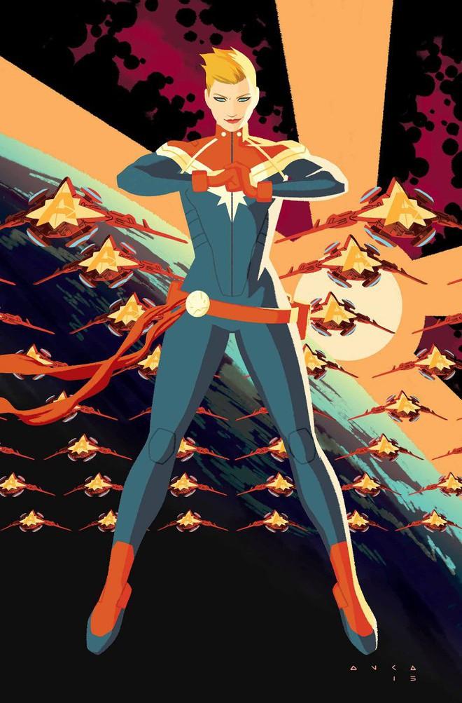 Vì sao chị đại Captain Marvel lại là siêu nhân hùng mạnh nhất Vũ trụ Điện ảnh Marvel? - Ảnh 11.