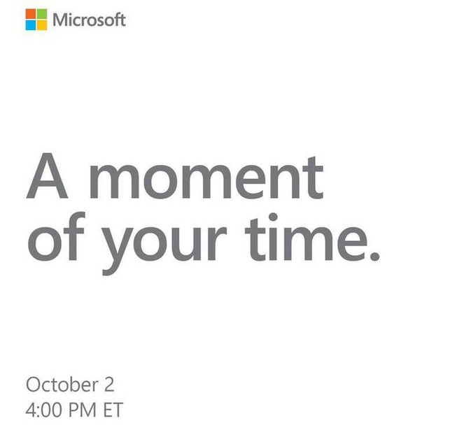 Tháng 10 này có những sự kiện công nghệ gì hot? - Ảnh 1.