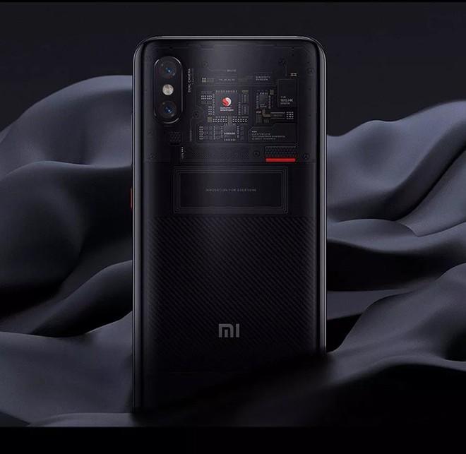 Xiaomi trình làng phiên bản Mi 8 có cảm biến vân tay dưới màn hình và Mi 8 Lite dành cho người dùng trẻ - Ảnh 3.