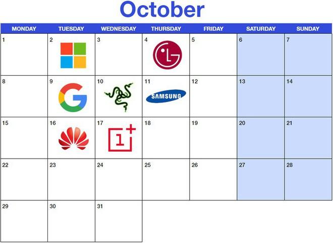 Tháng 10 này có những sự kiện công nghệ gì hot? - Ảnh 8.