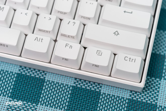 Đánh giá bàn phím cơ không dây Anne Pro II: Lùi một bước, tiến hai bước - Ảnh 8.
