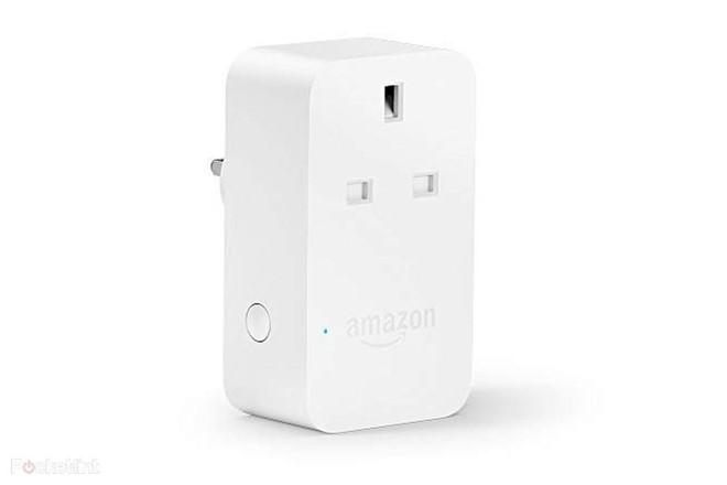 Không chỉ có loa và lò vi sóng thông minh, giờ Amazon có cả ổ cắm thông minh tích hợp trợ lý ảo - Ảnh 1.