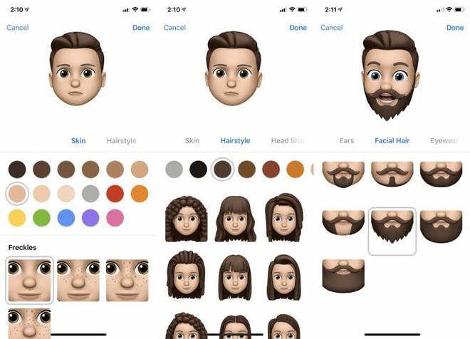 Apple đang phát triển tính năng đồng bộ Memoji trên các thiết bị iOS dùng chung Apple ID - Ảnh 2.