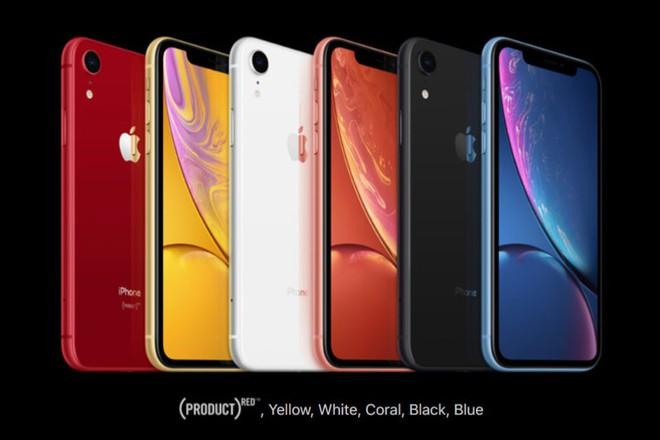 Apple kỳ vọng iPhone XR sẽ chiếm 50% tổng số lượng iPhone 2018 bán ra - Ảnh 1.