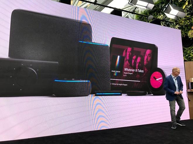 Tổng hợp 10 thiết bị thông minh Amazon vừa ra mắt trong sự kiện đêm qua - Ảnh 1.