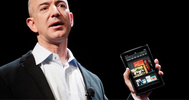 Loạt sản phẩm mới của Amazon cho thấy công ty không ngần ngại cạnh tranh với cả những công ty đã từng là đối tác thân thiết - Ảnh 1.
