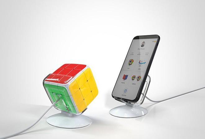 GoCube, trò chơi trí tuệ với khối Rubik trở nên thú vị và kịch tính hơn rất nhiều. - Ảnh 3.