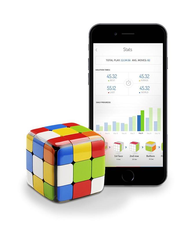 GoCube, trò chơi trí tuệ với khối Rubik trở nên thú vị và kịch tính hơn rất nhiều. - Ảnh 5.