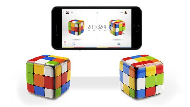 GoCube, trò chơi trí tuệ với khối Rubik trở nên thú vị và kịch tính hơn rất nhiều. - Ảnh 7.