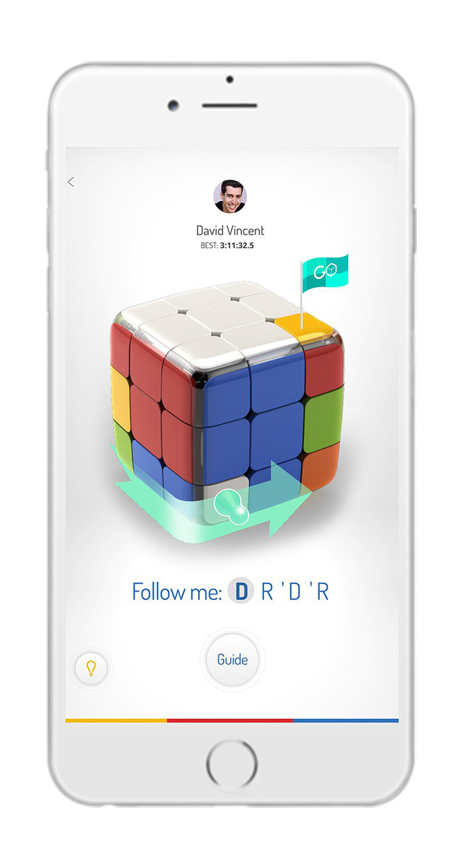 GoCube, trò chơi trí tuệ với khối Rubik trở nên thú vị và kịch tính hơn rất nhiều. - Ảnh 9.