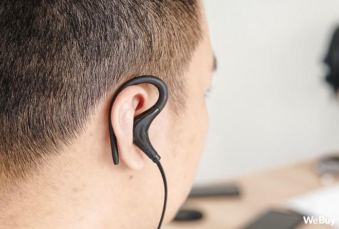 """Trải nghiệm tai nghe Bluetooth """"Sporty Pod"""" đang được giảm giá mạnh từ 150 nghìn còn 60 nghìn đồng - Ảnh 11."""