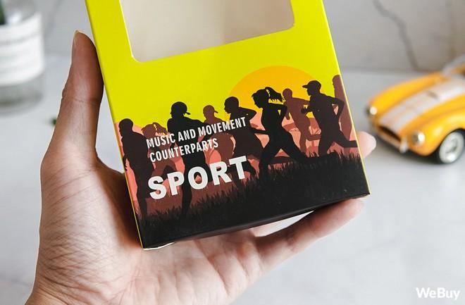 """Trải nghiệm tai nghe Bluetooth """"Sporty Pod"""" đang được giảm giá mạnh từ 150 nghìn còn 60 nghìn đồng - Ảnh 3."""