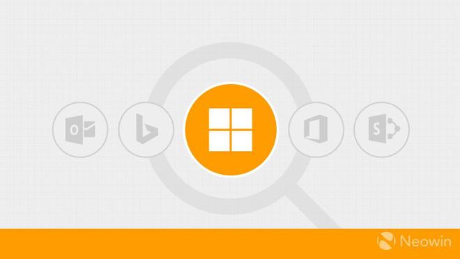 Microsoft chuẩn bị hợp nhất công cụ tìm kiếm cho cả Windows 10, Office 365 và Bing - Ảnh 1.