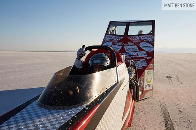 Xem kỷ lục chiếc xe đạp chạy nhanh nhất hành tinh với tốc độ lên tới 295km/h, ngang ngửa với xe hơi - Ảnh 5.