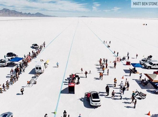 Xem kỷ lục chiếc xe đạp chạy nhanh nhất hành tinh với tốc độ lên tới 295km/h, ngang ngửa với xe hơi - Ảnh 7.