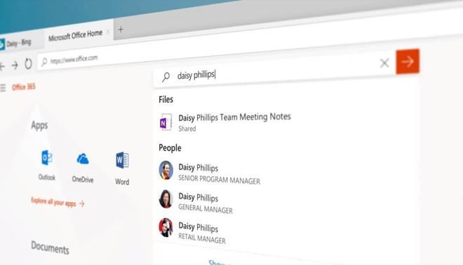 Microsoft chuẩn bị hợp nhất công cụ tìm kiếm cho cả Windows 10, Office 365 và Bing - Ảnh 3.