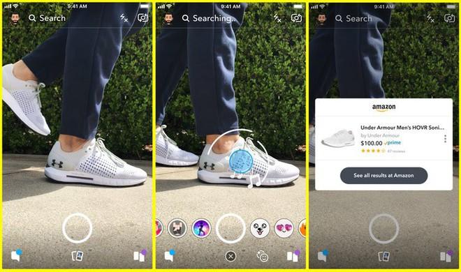 Snapchat lại ra mắt một tính năng mới mà Facebook rất muốn sao chép - Ảnh 1.