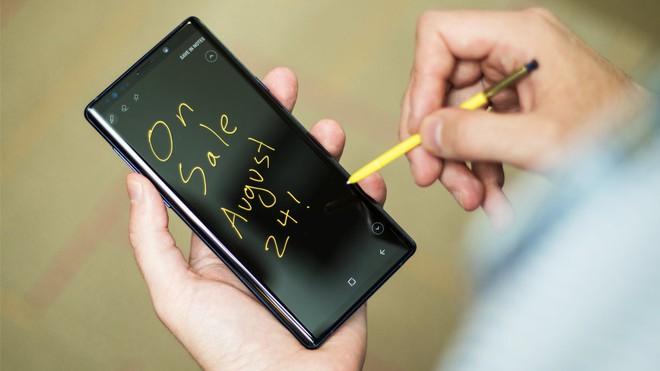 Tạp chí tiêu dùng danh tiếng Consumer Reports đánh giá Galaxy Note9 là smartphone tốt nhất hiện tại - Ảnh 1.