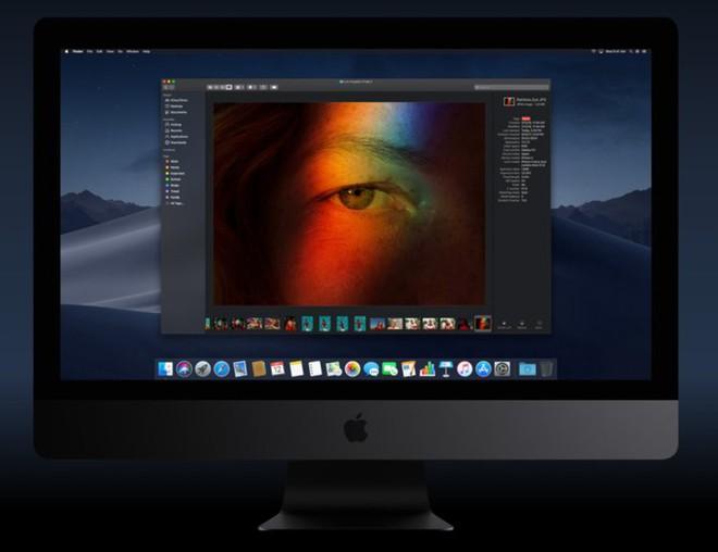 macOS 'Mojave' mới nhất đã có thể tải về, chế độ Dark Mode là tính năng hấp dẫn nhất - Ảnh 1.