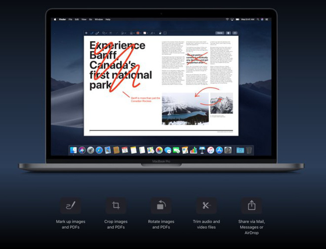 macOS 'Mojave' mới nhất đã có thể tải về, chế độ Dark Mode là tính năng hấp dẫn nhất - Ảnh 6.