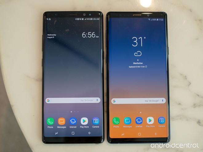 Samsung Galaxy Note 9 đứng đầu bảng chỉ số đánh giá smartphone của Consumer Reports, nghênh đón iPhone XS - Ảnh 1.